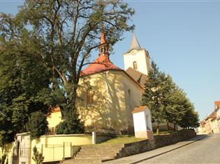 Farní chrám Narození Panny Marie