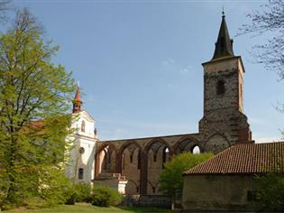 Das Kloster Sazava