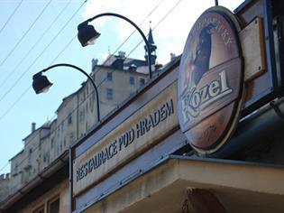 Obrázek podniku Restaurace Pod Hradem